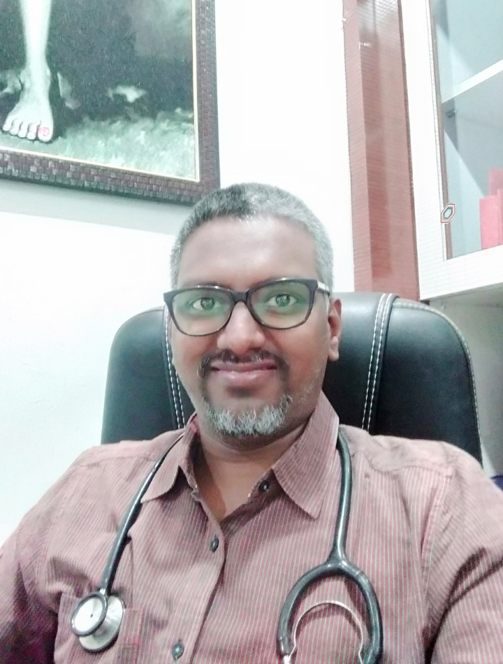 Dr. Mahesh Mangulkar
